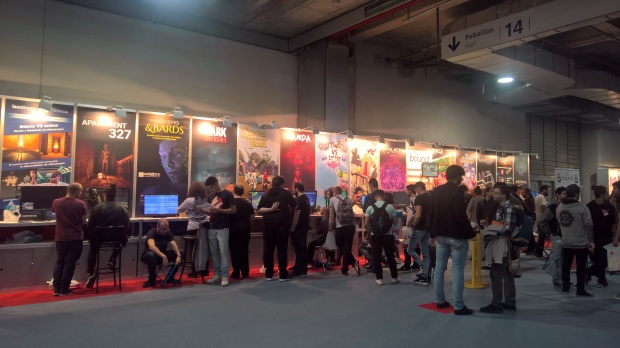 Madrid Games Week 2018 Indies